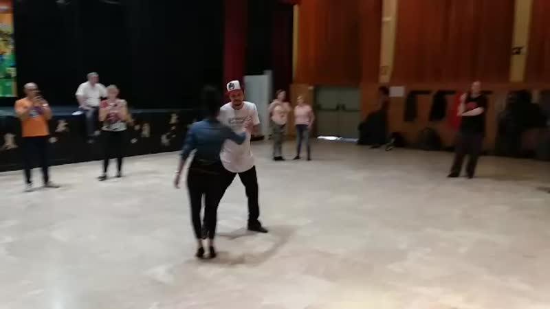 David Bruna, extra congress 26.11.2018 (связка фанкеаду demo)