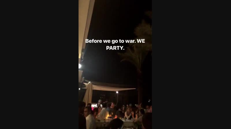 John Boyega in Jordan!