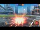 Rocket league - Гол присоской 3