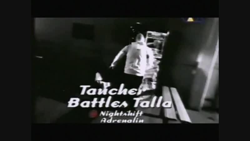 Taucher Battles Talla - Nightshift (VIVA TV)