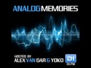 90s Oldskool Hard Trance guest mix for Analog Memories
