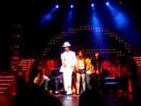 Thriller Live Musical - Michael Jackson - Smooth Criminal @ Cirkus Stockholm Sweden 2/11 2009
