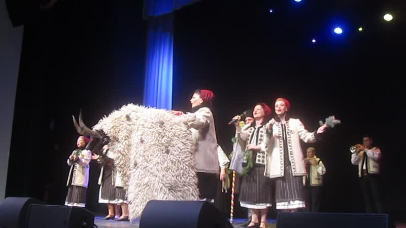Ансамбль Цара Вранчей в Курской филармонии