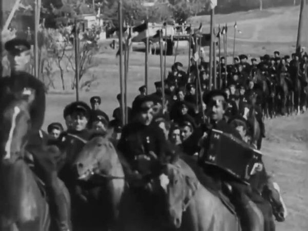 Soviet Red Cavalry March