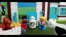 Строим и играем в Лего Дупло День на ферме .Конструктор LEGO DUPLO Town день на ферме 10869