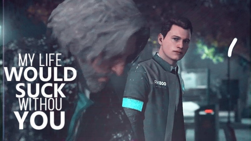 We Belong Together Connor Hank Detroit Become Human
