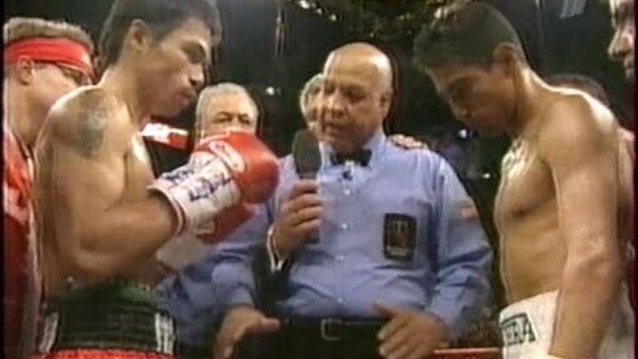 Мэнни Пакьяо-Эрик Моралес 1(Вл.Гендлин ст.)Manny Pacquiao-Erik Morales 1