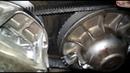 Обработка квадроцикла Polaris г. Магнитогорск сухой смазкой UPTFE-Sprey FORUM® Spray