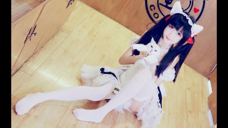 【雨乃】猫☆猫★SHOW TIME ❤真猫片儿~