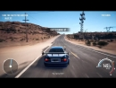 NFS Payback - Stealing the Most Wanted BMW M3 GTR in the Highway Heist Mission