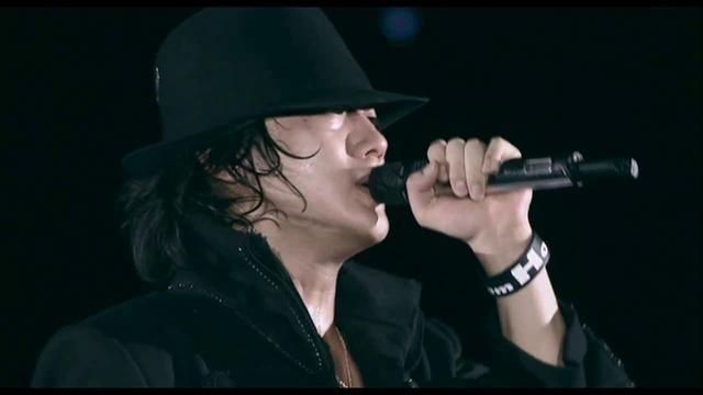 Akanishi Jin - Eternal (Yellow Gold Tour 3011 DVD)
