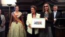 Rita Barberá preside la presentación de los cupones de la ONCE con motivo de las Fallas 2015
