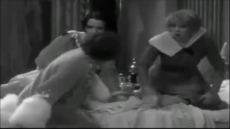 Sexy Joan Blondell Yola dAvril Pre-Code Lingerie Catfight