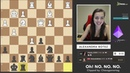 WFM Alexandra Botez Most Emotional Chess Moments of June
