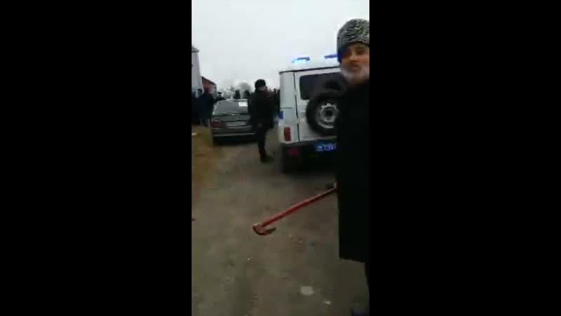 Субботник в Ингушетии