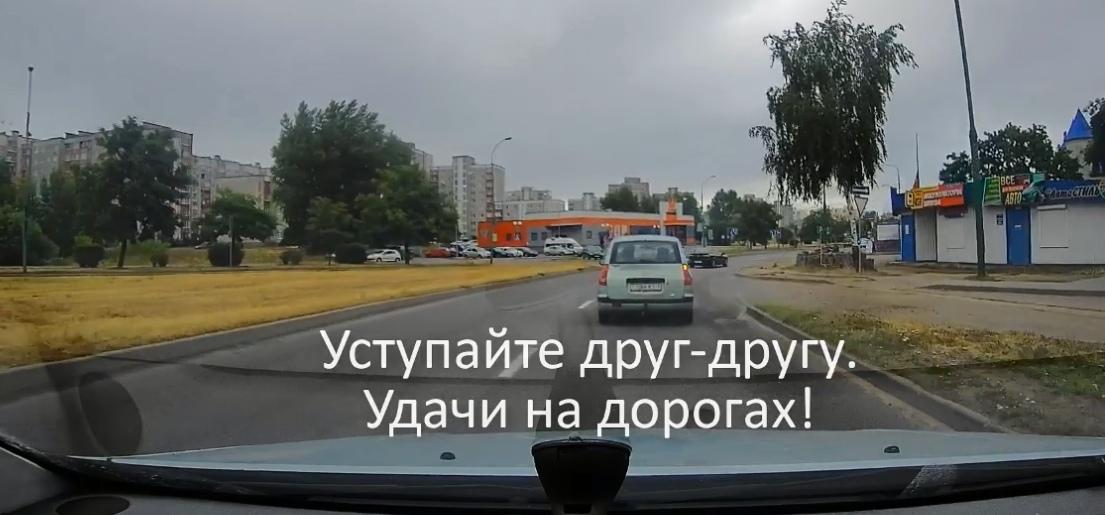 """Водитель записал видеоинструкцию """"для чайников"""", как проехать """"вульковское"""" кольцо"""