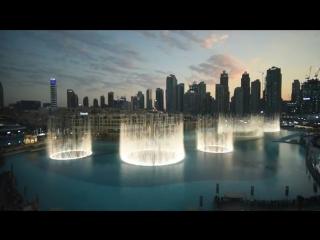 Dubai fountain. EXO - Power.mp4