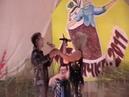 Цветёт малина исп Ю А Попов и И В Ломтёва концерт на конкурсе Хопёрская казачка