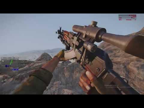 Arma3 - TvT - на red-bear.ru - Коты держат позицию