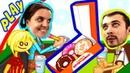 БолтушкА и ПРоХоДиМеЦ Готовят КРУТЕЦКИЕ Пончики! 179 Игра для Детей - Папа Луи Пончики