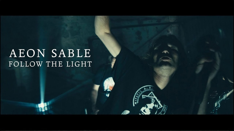 Aeon Sable Aether 2018 Follow the Light OFFICIAL VIDEO deep dark gothic rock from Germany