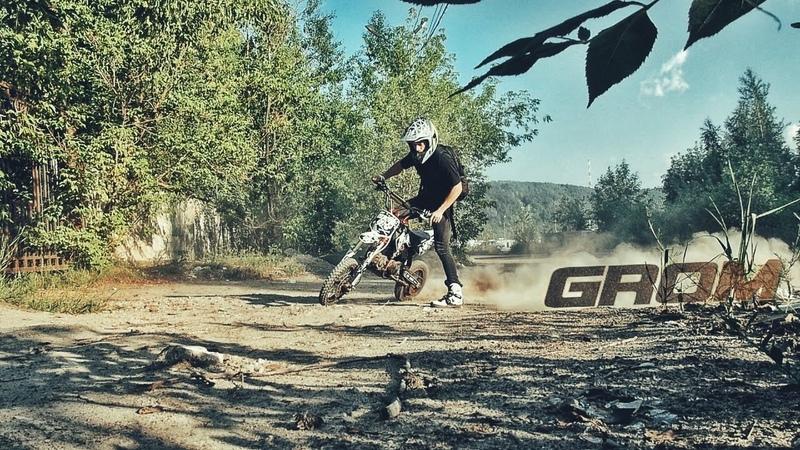 Максим Вельбой VELBOY  Pitbike Freestyle