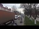 8-ой чоппер пробег . проезд по Новочеркасску