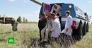 Поисково-спасательный отряд отработал эвакуацию вернувшегося с МКС экипажа