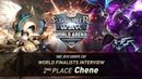 [EN/KO SUB] World Finalists Interview_Chene | Summoners War | 서머너즈워