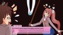 DDLC animatic [Just Monika] Random Encounters musical ENG song cover