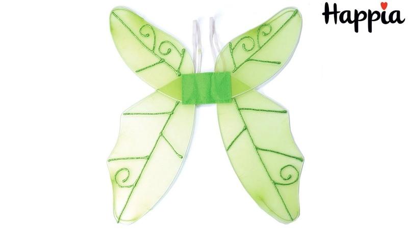 Зеленые крылья лесной феи / Обзор