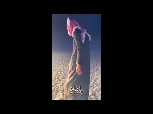 Apocalyptic weather in Saudi Arabia 12/04/18
