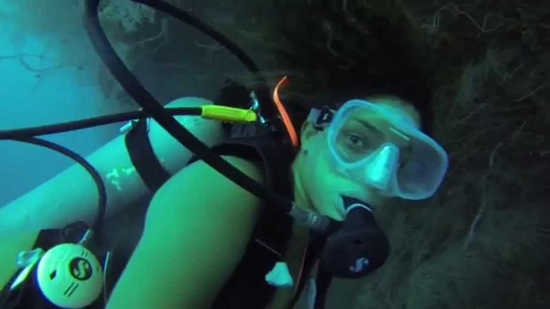Diving the Titanic of the Caribbean - Bianca C, Grenada