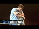 Brett Eldredge Serenades Cancer Warrior We Need Kleenex