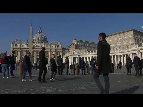 Жертвы священников-педофилов собрались в Ватикане