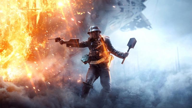 Battlefield 1 Прохождение 2 (21.09.2018)