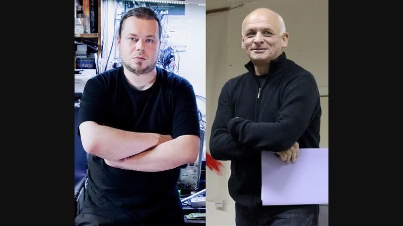 Что такое саунд арт Расскажут московские композиторы экспериментаторы Андрей Смирнов и Олег Макаров