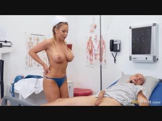 Olivia Austin (Nurse Olivia)[2019, Athletic, Big Tits, Bubble Butt, Doctor/Nurse, Dress, Medium Skin, Nurse, Thong, 1080p]
