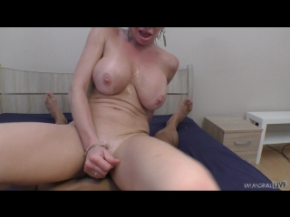 Veronica Avluv [ Ass Tits boobs booty squirt Brunette silicon Cheating pov hard Creampie MILF mom Wife жена измена секс порно ]