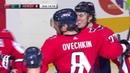 Вашингтон Кэпиталз Сан Хосе Шаркс Обзор матча NHL 23 01 2019