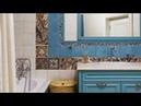 Дизайн ванной комнаты в средиземнороском стиле mediterranianlifestyle