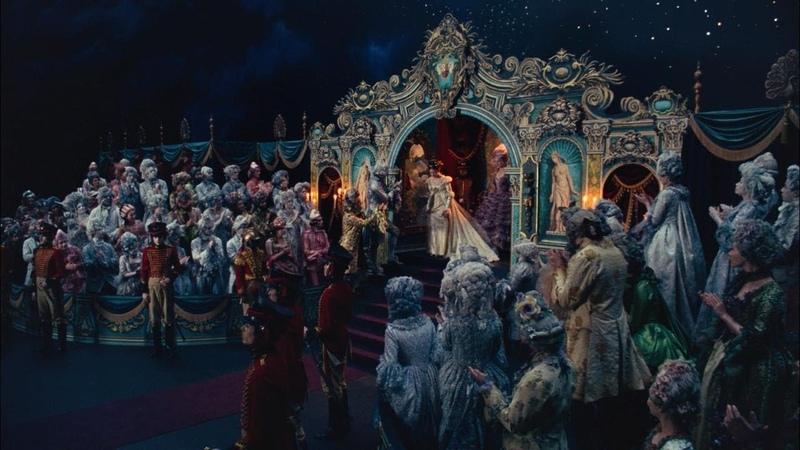 Щелкунчик и Четыре королевства актеры о костюмах