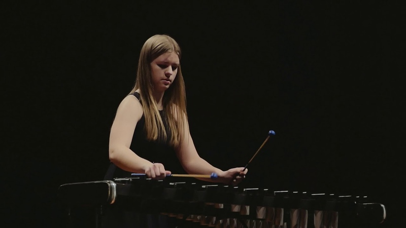 Maria Vasileva performs Carmen Fantasy in the Large Guild 2019