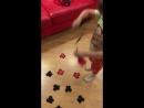 Играем с реквизитом Леди Баг! Йо-йо и бабочки-акумы