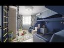Дизайн детской комнаты для мальчика более 80 идей Детская