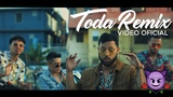 Alex Rose - Toda (Remix) Ft. Cazzu, Lenny Tavarez, Rauw Alejandro & Lyanno (Video Oficial)