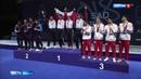Вести недели Эфир от 24 06 2018 Российские фехтовальщики самые сильные в Европе