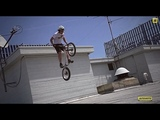 Urban bike trial the movie, with Paolo Patrizi &amp Peugeot Partner