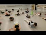 Упражнение для укрепления мышц спины