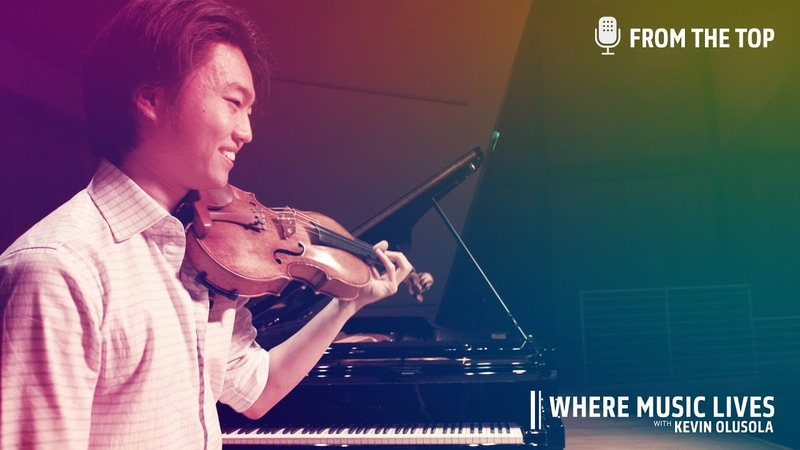 Where Music Lives with Kevin Olusola | Ep 2: Violinist Pianist Ray Ushikubo | From the Top